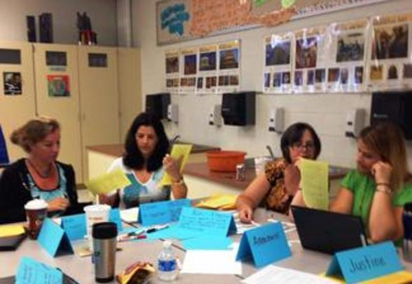 LASD teachers are participating in summer professional development sessions this week!