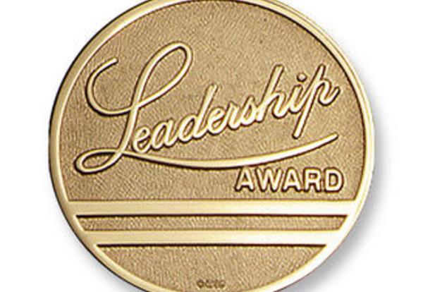 Andre Denault and Hannah Wheeler received the John Bream Leadership Award!