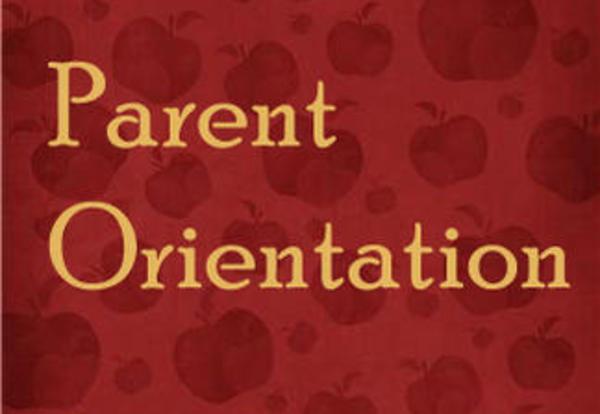 6th Grade Parent Orientation- August 11 @ 6:30 pm