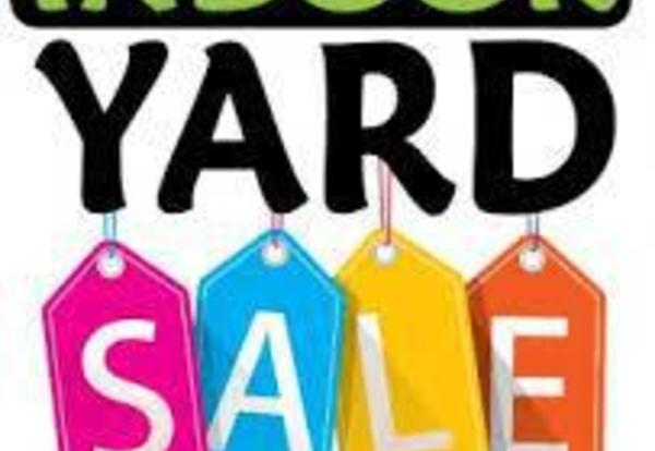 Accepting Donations for Rolling Acres Indoor Yard Sale
