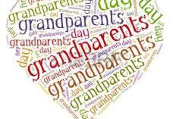 Grandparents' Day Friday, December 2, 2016