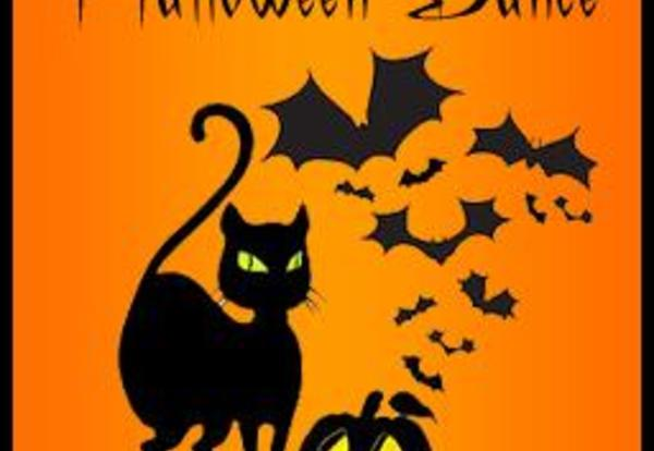 Halloween Dance-Friday 5:00-6:45 pm