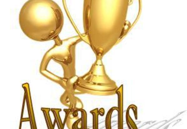 Winners of the Dwight D. Eisenhower Senior Self-Improvement Awards!