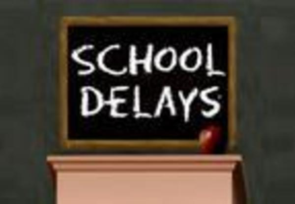 Two Hour Delay on Wednesday, March 15, 2017