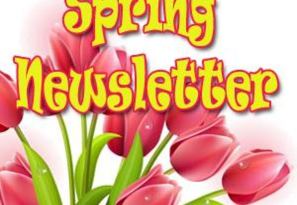 Check out our Spring District Newsletter for the latest and greatest happenings in the district!