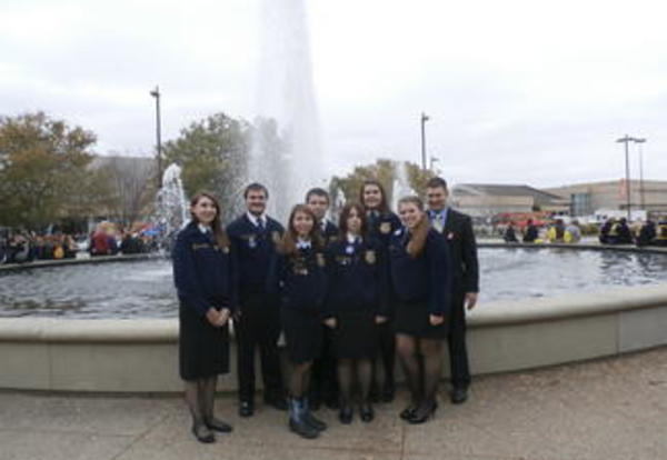 Littlestown FFA Press Release
