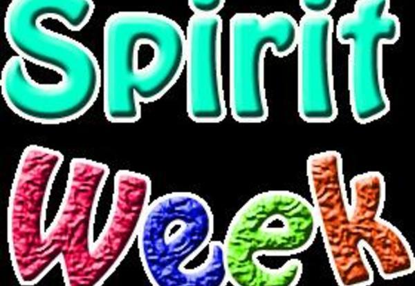 Spirit Week 10/17-10/21