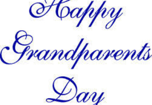 Grandparents Day @ MAMS  December 5