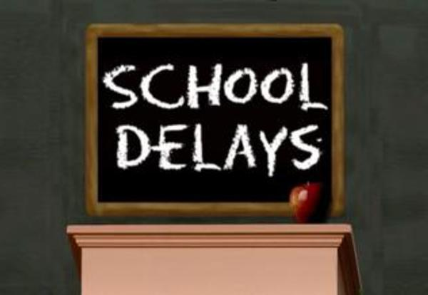 Two Hour Delay Friday morning, February 20, 2015
