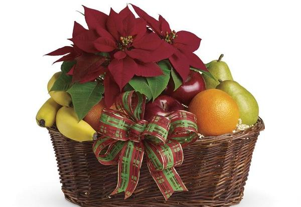 FFA Poinsettia and Fruit Sale