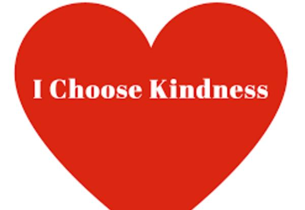 February Core  Value is KINDNESS