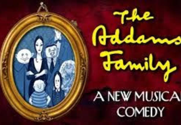 The Addams Family is coming to the LHS stage March 9 & 10!