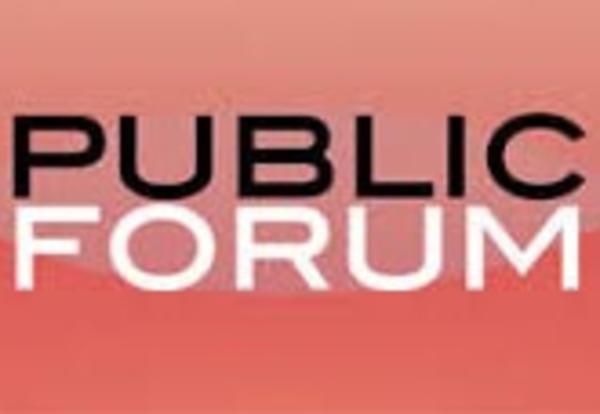 Public Safety Forum on April 25, 2018