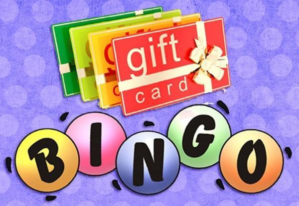 Gift Card Bingo is Back!