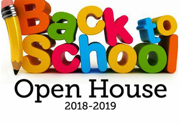 ACES Open House-Monday, August 20, 2018 - 6:00-8:00 PM