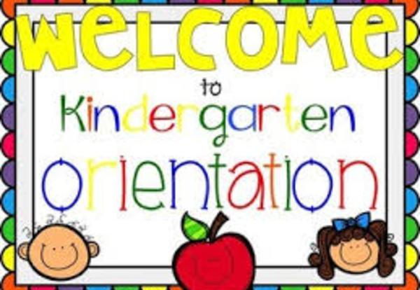 ACES Kindergarten Orientation Wednesday, August 15, 2018- 6 PM