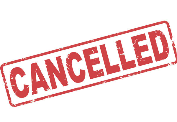 School Board Meeting Tonight, 2-11-19, is CANCELED