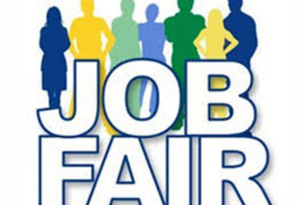 Come out to the Job Fair tomorrow, April 16th!