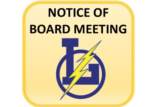 Notification of Curriculum, Co-Curriculum, & Policy Committee Meeting on June 9, 2020 at 5:00 PM