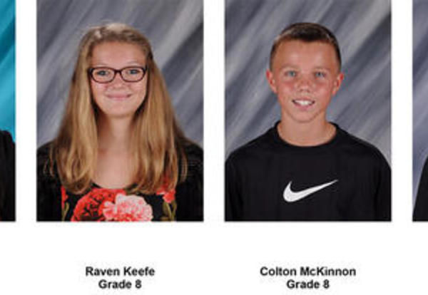 Students of the Week - February 20