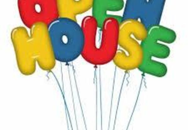 Kindergarten Open House March 9