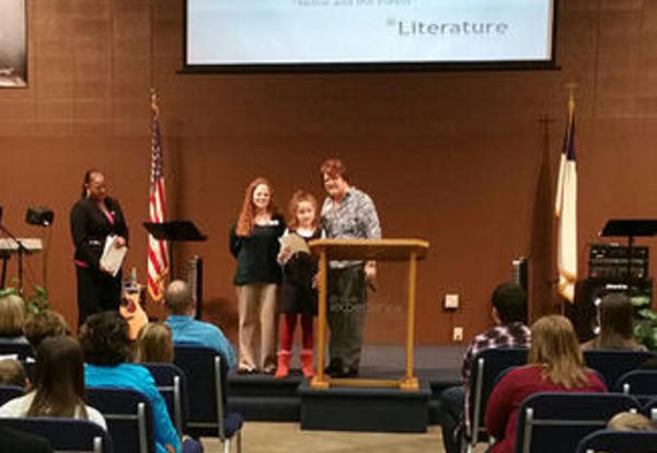 Two Students Placed in Annual Reflections Contest