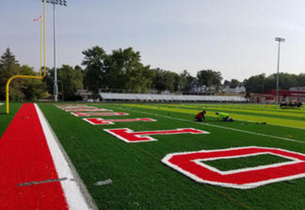 Schafer Renovation Nears Completion