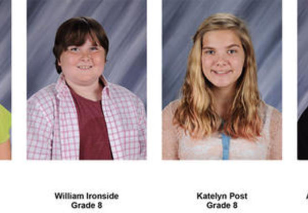 Students of the Week - December 5