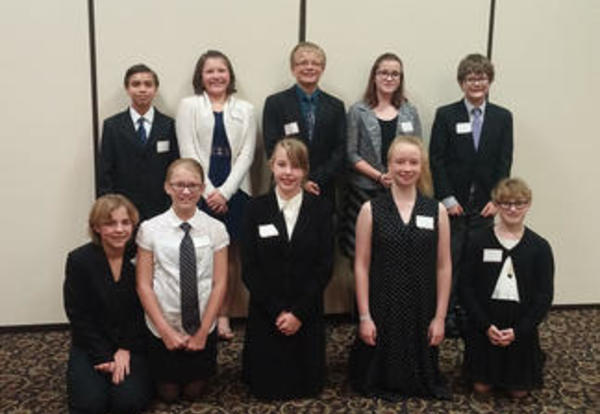 Mock Trial Team Heads to State