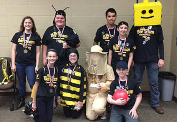 Lego Teams Advance to State