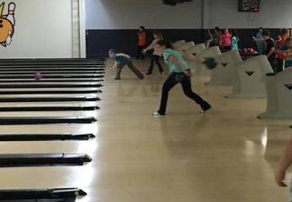 Bowling Trip Culminates PE Unit