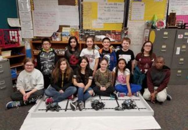 180 Days - Robotics Unit Teaches Life Skills