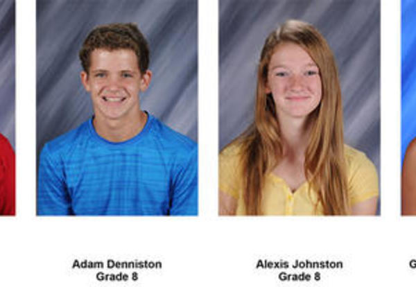 Students of the Week Recognized