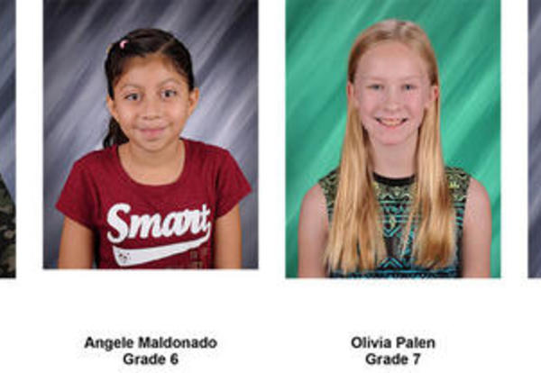 Students of the Week - February 28