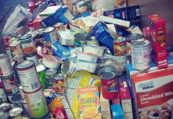 Food Drive Seeks Personal Care Items This Week