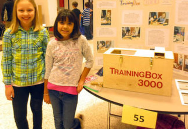 Several Students Earn Medals at Invention Convention