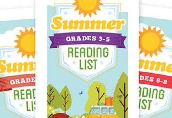 Summer Reading List is Available