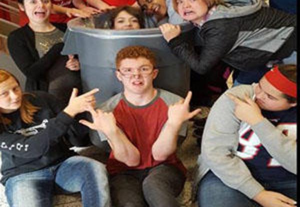 OHS Comedy Team Performs Improv