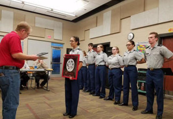 Bulldog Battalion Receives Recognition