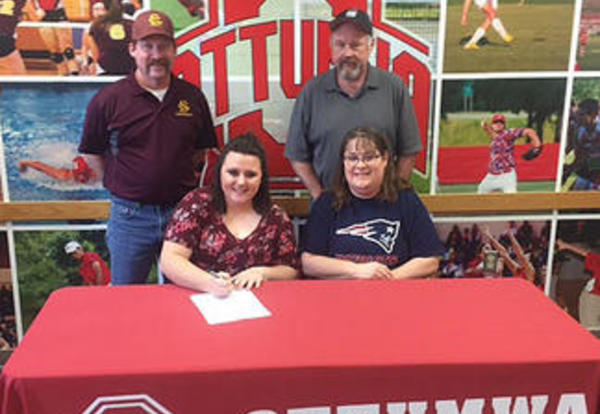 Zook Signs With Stephens