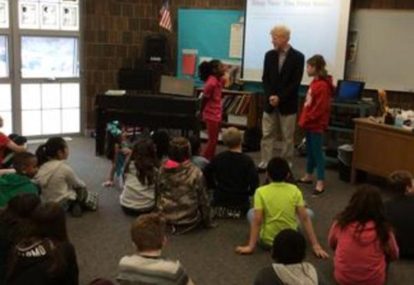 Students Learn About Composing Music