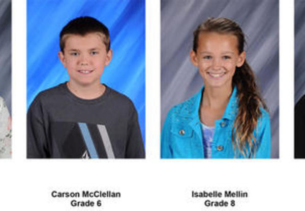 Students of the Week - December 19