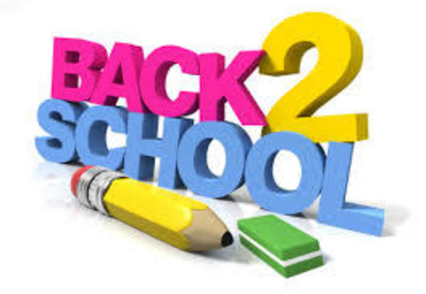 School Begins on Wednesday, August 21