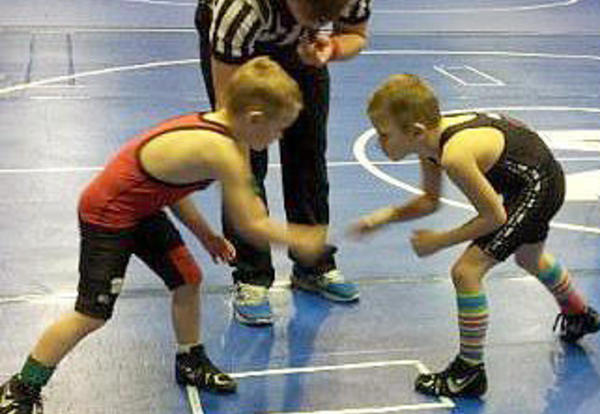 Free Youth Wrestling Clinic on Saturday