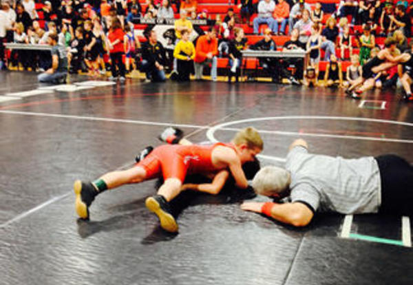 Youth Wrestling Starts November 19