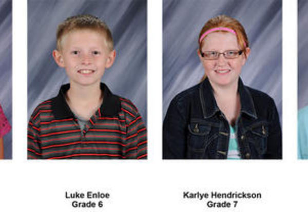 Students of the Week - October 17
