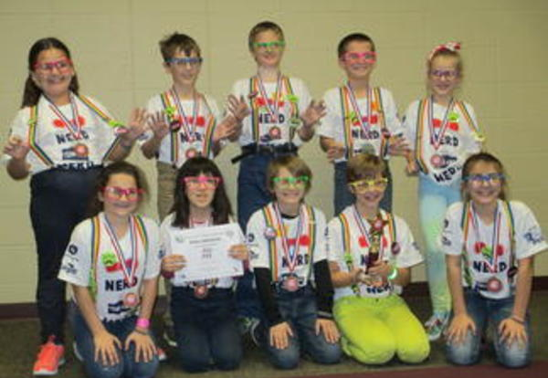 Lego Teams to State