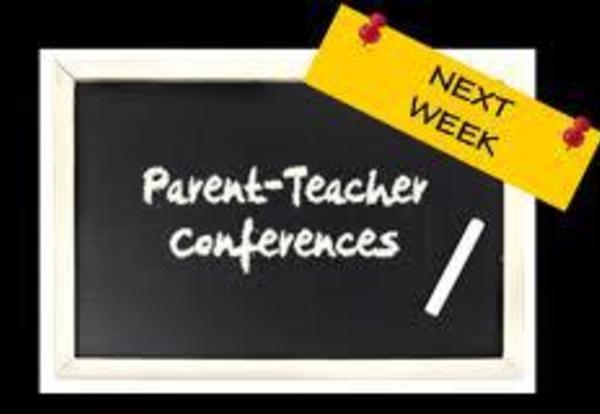 Plan to Attend Parent-Teacher Conferences