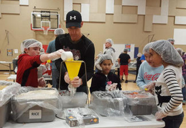 180 Days - Liberty Students Stop Hunger