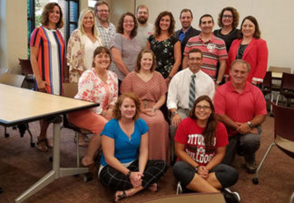 New Staff for the 2017-18 School Year